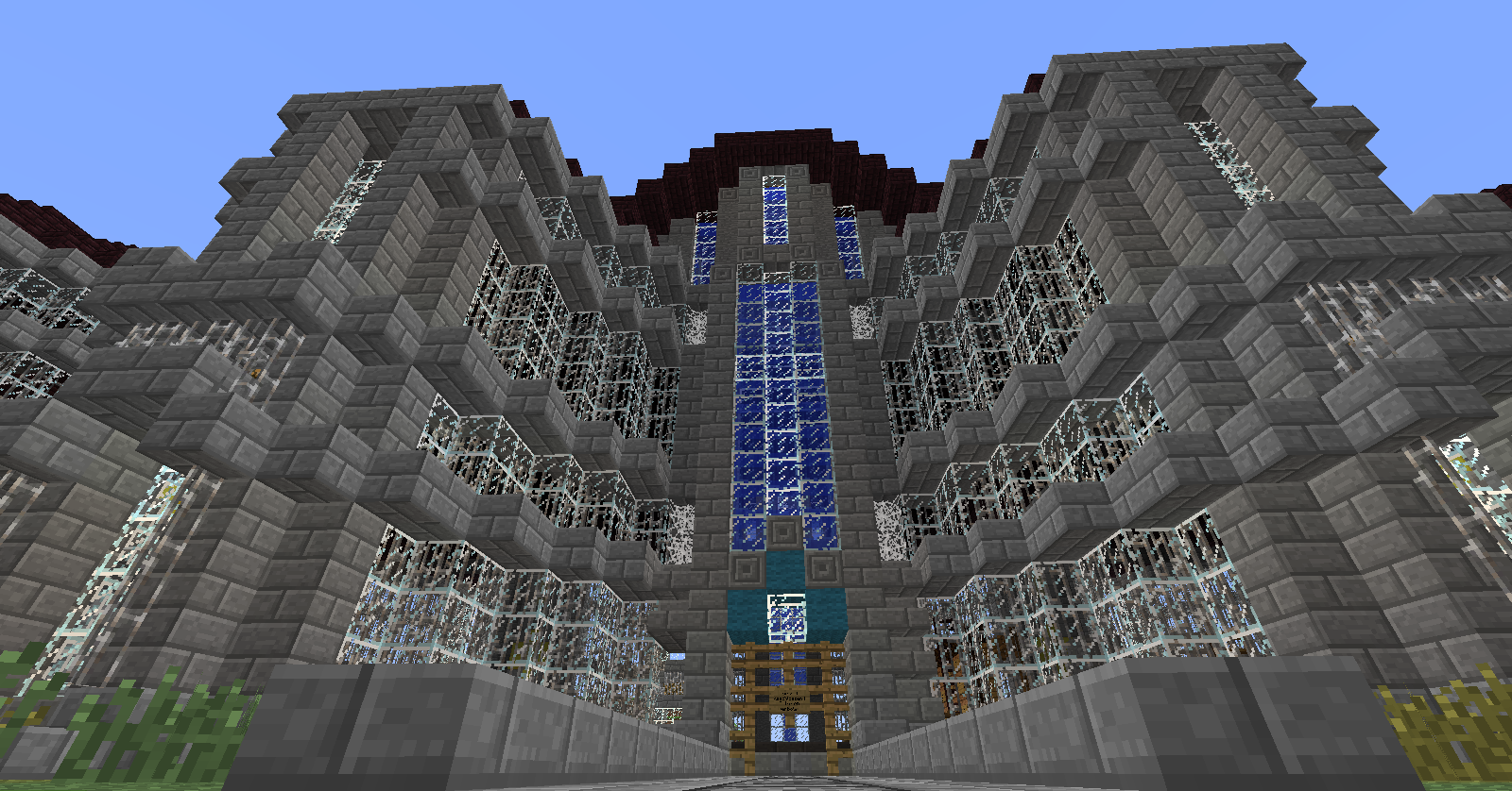 Datei Museum Eingang Png Minecraft Gameserver Wiki